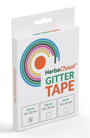 Gittertapes cross tape