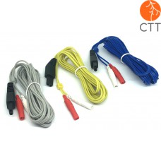 Replacement cable set with 3 pieces per set for SDZ-II