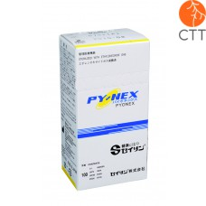 SEIRIN New Pyonex permanent needle for ear and body, 100 pcs