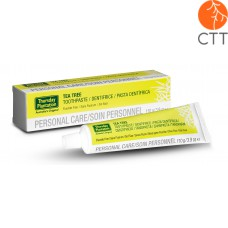 Thursday Plantation Tea Tree Toothpaste, 110g, fluoride and sugar free, 100% Pure Original Australian