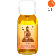 NUAD natural oil, for holistic body skin care, 60 ml, Made in Thailand