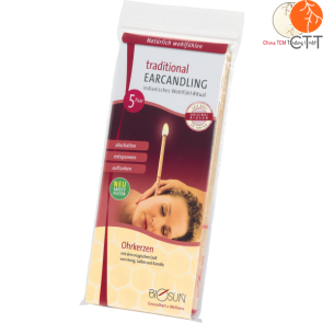 BIOSUN HOPPI Traditional Ear Candles, 10 pcs.