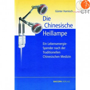 Book: TDP lamp - Free with Far Infrared Mineral Therapy (in German only)