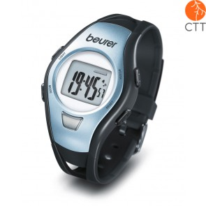 Heart rate monitor Beurer PM16 for woman (without chest rope)