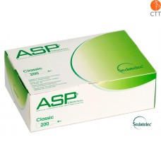 ASP CLASSIC steel permanent ear needle 200pcs., with magnet