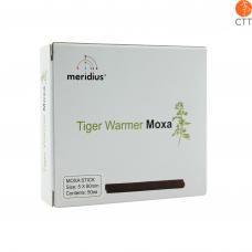 Tiger Warmer Moxa 5mm x 80 mm, 50 pcs