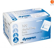 AlcoholPad skin cleansing swabs 100 pcs