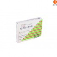 Seirin Spinex Intradermal Needle in 3 differenz sizes available, Made in Japan
