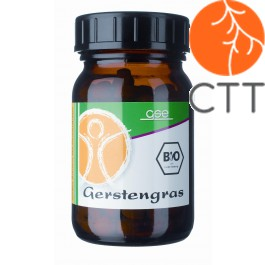 BIO Gerstengras, 500 Tabletten à 500mg (vegan)