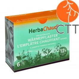 HerbaChaud Wärmepflaster Therapeuten Set mit 43 Pflaster