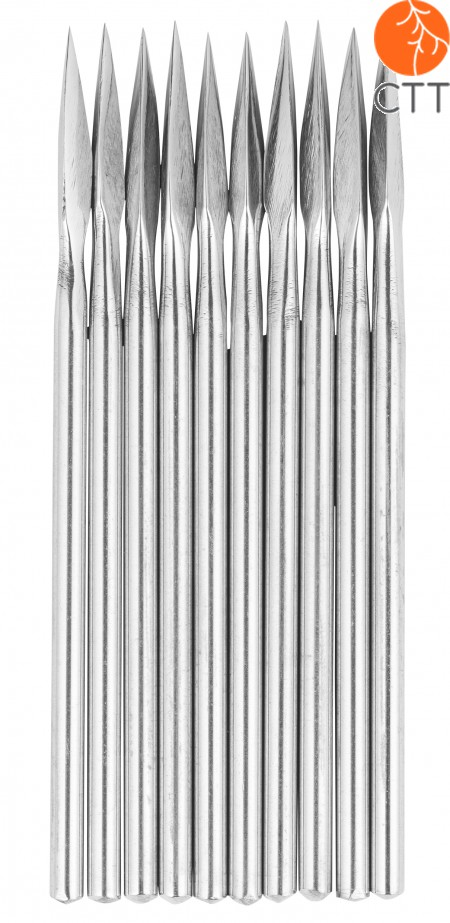 Dreikantnadel - Three Edge Bleeding Needles 10 Stk, 2.6mm