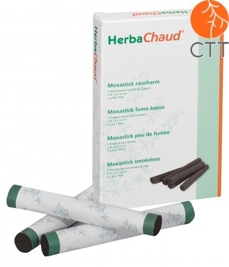 Herbachaud Moxa Zigarren, raucharm Smokeless Ø 1.5 x 12cm