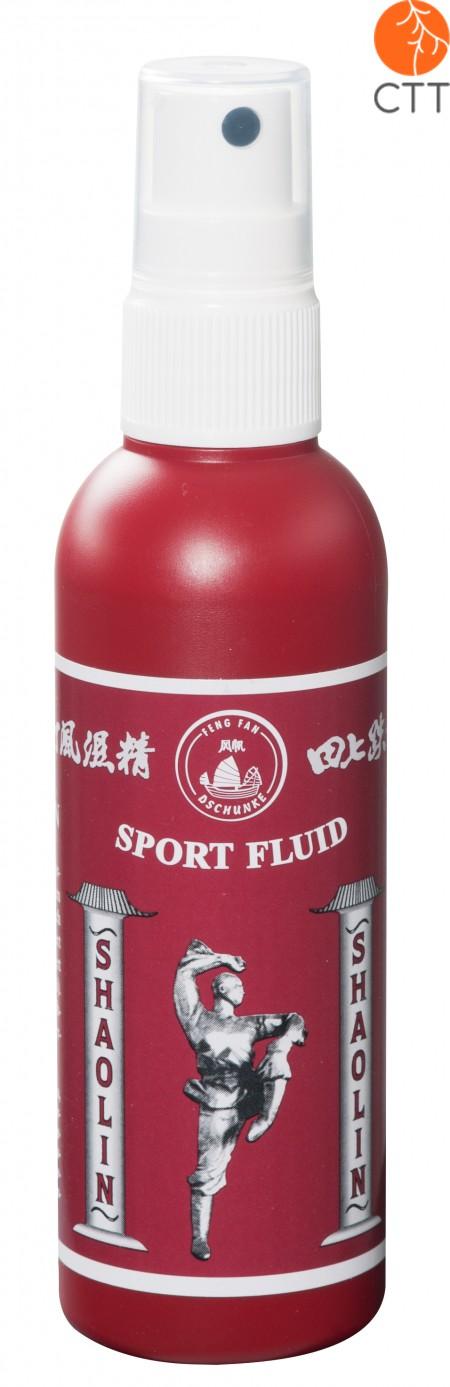 SHAOLIN Muskel Sportfluid Spray, 100ml