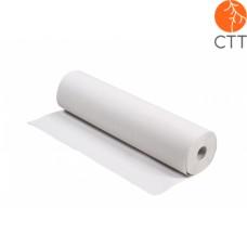 Liegenpapier, 2lagig, 9 Rollen à 45m x 59cm weiches Tissue; weiss, Blattabriss