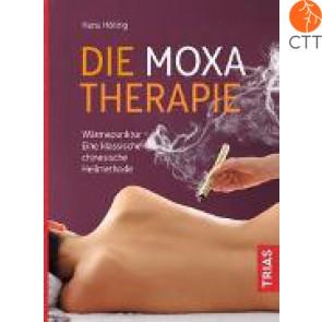 Buch Die Moxatherapie, 240 Seiten, mit Vorschlägen zur Selbstbehandlung von Hans Höting