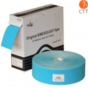 NASARA® Tape, blau  5cm x 32m, Klinikversion