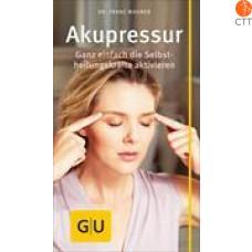 Buch Akupressur - Kleiner Kompass, 96 Seiten