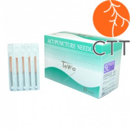 TeWa 5CB-Type Speed Pack, 1000 pcs/boîte, 5 aig. par tube