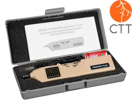 Pointer Plus pour recherche des trigger points et stimulation, avec batterie