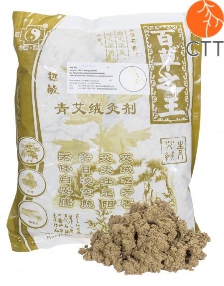 Moxa indirect, laine de moxa, qualité supérieure, 250 grammes