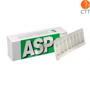 aiguille en titane médical massif ASP, 80 aiguilles par box