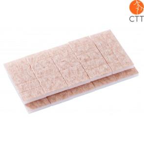 Aiguilles permanentes pour Auriculothérapie, 0.22x1.3mm, 100 pcs