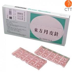 Aiguilles pour auriculothérapie DONGBANG DB130, 100 pcs 0.20 x 1.0 mm