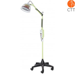 HerbaChaud 3000 - Lampe chauffante infrarouge et aux minéraux - MODEL D'EXPOSITION REVISÉ - GARANTIE REDUITE 3 MOIS