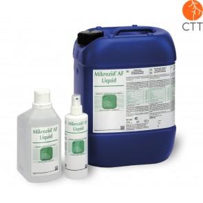 MIKROZID Liquid, désinfectant rapide, bidon à 5 litres