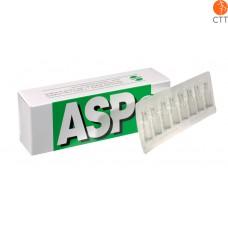 aiguille en titane médical massif ASP, 8 aiguilles par box