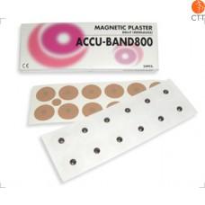 Aimants magnétique ACCU BAND, 800 Gauss, 24 pcs, acier