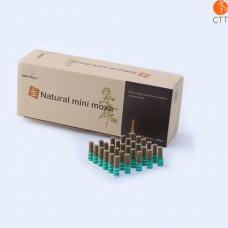 Meridius Mini Moxa, 180 pcs, petit cigar en moxa avec pied collant