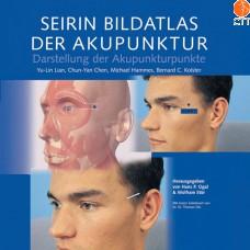 Livre - SEIRIN Bildatlas Akupunktur - Allemand