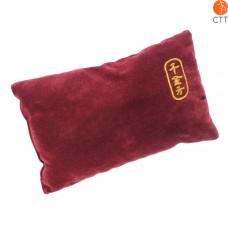 Oreiller pour mesure le pulse à la main, version luxe, 25cm x 15cm x 8cm
