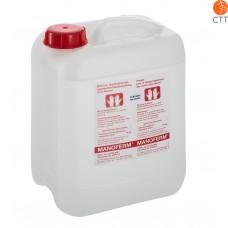 MANOFERM, 5 lt. canistre, désinfectant pour les mains et l'hygiène de la peau