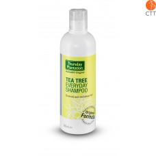 Shampoing à l'huile de l'arbre à thé  d´Australie Thursday Plantation